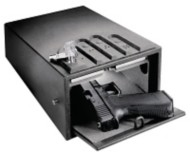 Standard MiniVault of Steel Construction 12x8.1x4.9-3