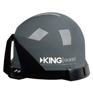 King Satellite Quest Satellite TV Antenna for DirectTV