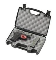 Plano Protector Single Pistol Case Black 11.5 Inches