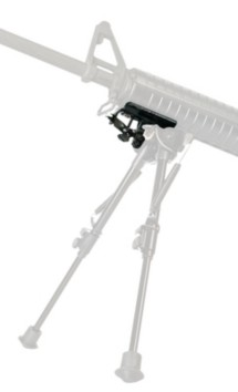 Adapter for Mounting Bipod to Colt AR-15