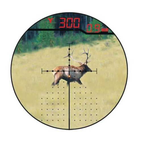 Burris Eliminator III 4-16x50 X96 Riflescope