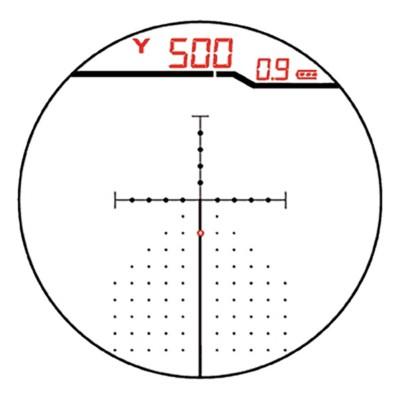 Burris 4-16x50mm Eliminator III  Scope With Remote