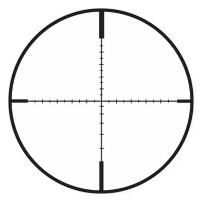 Burris MTAC 4.5-14x42 Tactical Rifle Scope