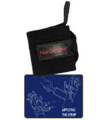 Harbinger Pro Thumb Loop Wrist Wrap
