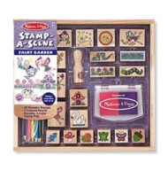 Melissa & Doug Stamp A Scene Set
