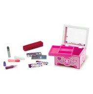 Melissa & Doug Decorate- Your- Own Wooden Jewelry Box