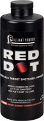 Alliant Red Dot Smokeless Target Shotshell Reloading Powder
