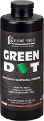 Alliant Green Dot Shotshell Powder