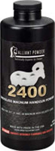 Alliant 2400 Handgun Powder