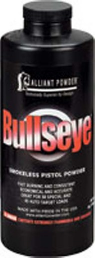 Alliant Bullseye Smokeless Handgun Reloading Powder
