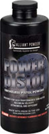 Alliant Power Pistol Smokeless Handgun Reloading Powder