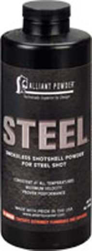 Alliant Steel Smokeless Shotshell Reloading Powder