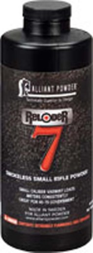 Alliant Reloder 7 Smokeless Small Rifle Reloading Powder