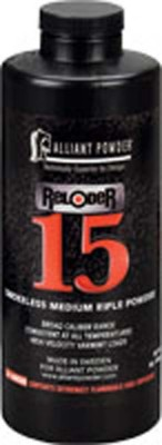 Alliant Reloder 15 Rifle Powder