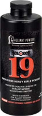 Alliant Reloder 19 Rifle Powder
