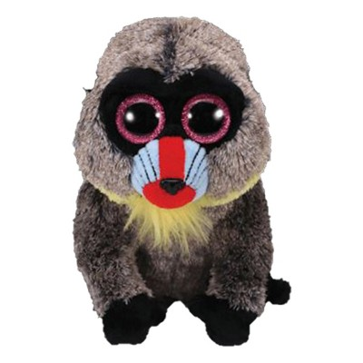 Ty Beanie Medium Wasabi Baboon