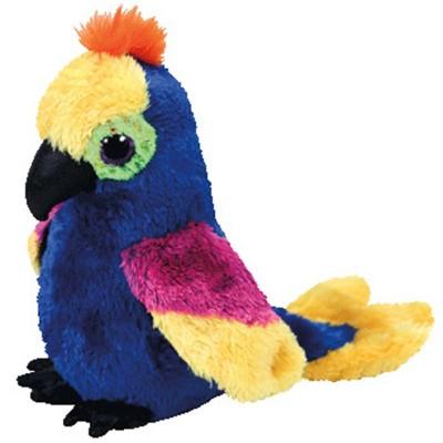 TY Beanie Boo  Wynnie Parrot Regular Size