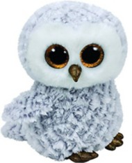 Ty Beanie Boo Buddies Owlette - Medium