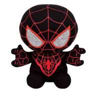Ty Plush Miles Morales Spiderman