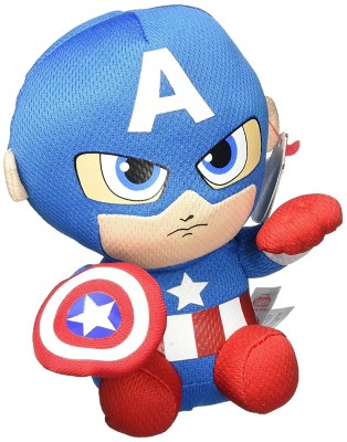 Ty Beanies Captain America' data-lgimg='{