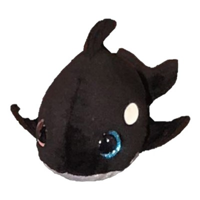 Ty Beanie Orville Orca Whale Teeny Tys