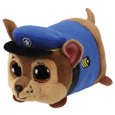 TY Beanie Teeny Paw Patrol Chase Shepard Dog