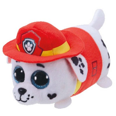 TY Beanie Teeny Paw Patrol Marshall Dalmation' data-lgimg='{