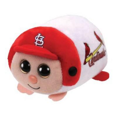 Ty Plush MLB Teeny St. Louis Cardinals