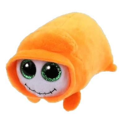 Ty Beanie Trick Orange Ghoul Teeny Tys