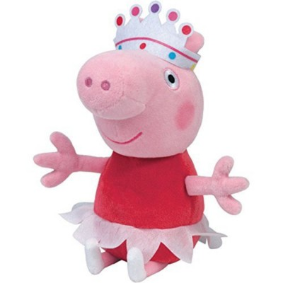 Ty Beanies Peppa Pig Ballerina