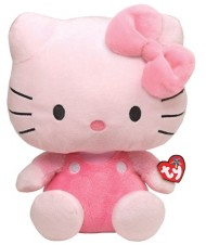 Ty Beanies Hello Kitty - Medium