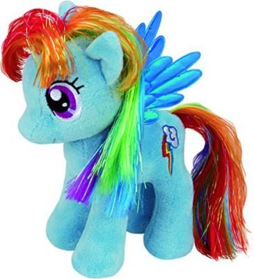 Ty Beanies MLP Rainbow Dash - Medium' data-lgimg='{