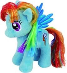 Ty Beanies MLP Rainbow Dash - Medium
