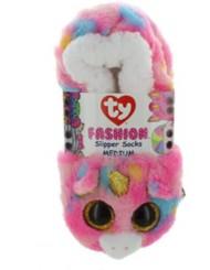 TY Plush Fantasia Slipper Socks