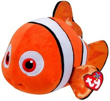Ty Beanies Finding Dory Nemo - Medium