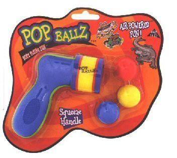 Zing Toys Popballz Launcher