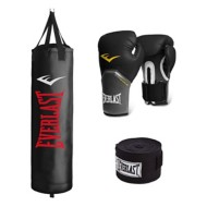 Everlast Heavy Bag Combo