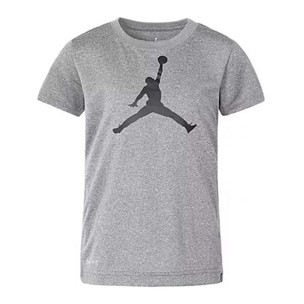 8dd3c73d11d0 Little Boys  Jordan Dri-FIT Logo T-Shirt