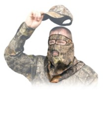 Primos Game Calls Ninja Cotton ¾ Mask
