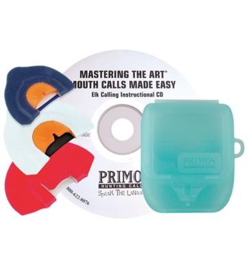 Primos Mastering The Art Elk Call 3-Pack And DVD' data-lgimg='{