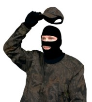 Primos Game Calls Stretch Fit Full Hood Mask
