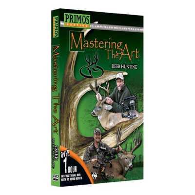Primos Mastering The Art Deer DVD
