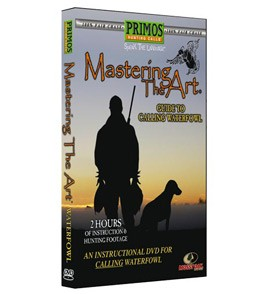 Primos Mastering The Art Guide To Calling Waterfowl DVD