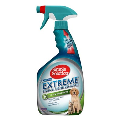 Simple Solution Extreme Spring Breeze Stain and Odor Remover Spray