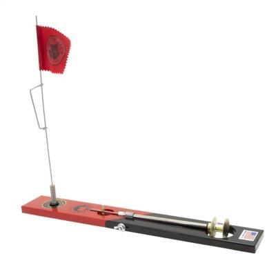 Beaver Dam Red/Black Racer Tip-Up