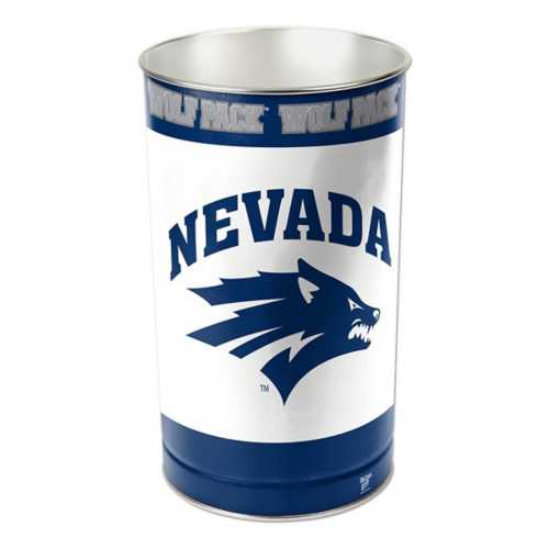 Wincraft Nevada Wolf Pack Trash Can