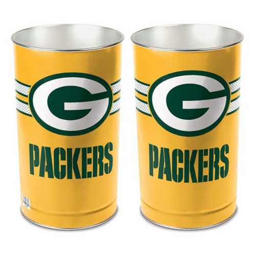 Wincraft Green Bay Packers Trash Can