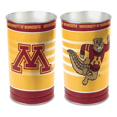 Wincraft Minnesota Golden Gophers Trash Can