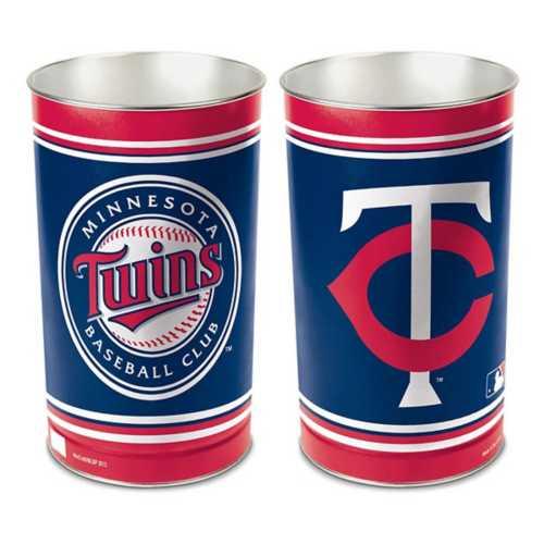 Wincraft Minnesota Twins Trash Can