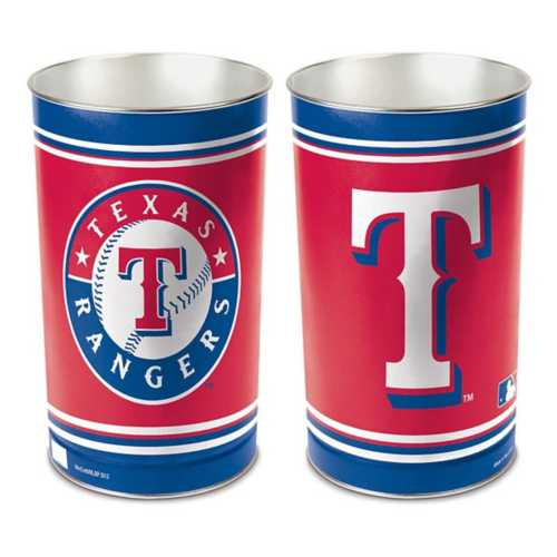 Wincraft Texas Rangers Trash Can